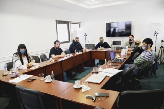 ATE se reunió con el diputado nacional Pablo González sobre la nueva figura de YCRT