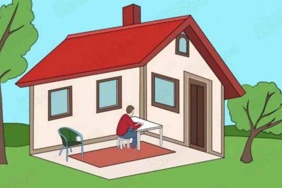 ¿Dentro o fuera de la casa?: el test psicológico que evaluará tu personalidad