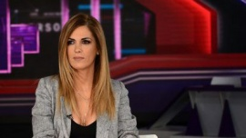 La despedida de Viviana Canosa: mucho sexo y críticas al Gobierno