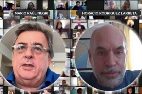 """Horacio Rodríguez Larreta: """"En 2021 podemos ganar en todo el país"""""""