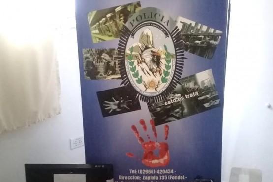 Río Gallegos| Allanamiento por material de abuso sexual infantil