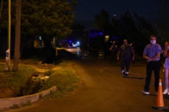 Femicidio de Jimena Huanca: su pareja la mató a cuchilladas, encerró al hijo y se suicidó