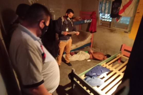 Dos detenidos por el asesinato de un policía en Chubut