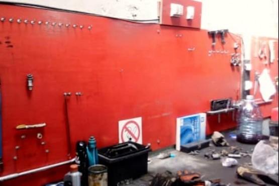 Lanzan colecta solidaria para ayudar al taller que le robaron todas las herramientas