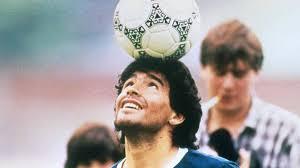 Video inédito de Diego Maradona