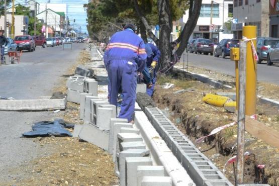 Río Gallegos| Municipio prosigue con trabajos en diferentes sectores de la ciudad