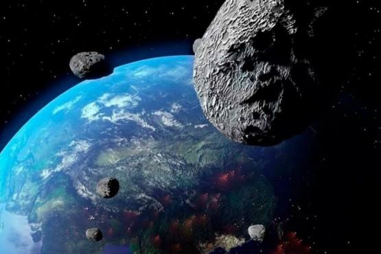 Tres asteroides del tamaño de una casa se acercan a la Tierra