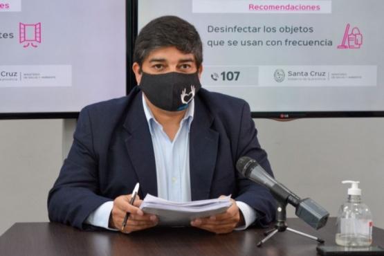 """García: """"Tenemos mucha esperanza en la vacuna"""""""