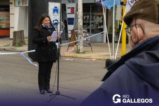 Carolina Neil, presidenta de la CCIARG.