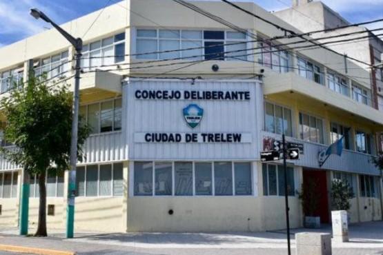 Concejo Deliberante de Trelew postergó la sesión extraordinaria por caso de Covid