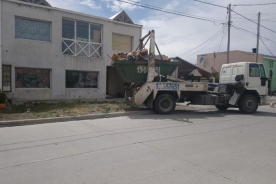 Río Gallegos| Usurparon una casa, sacaron todo en un contenedor y cambiaron las cerraduras