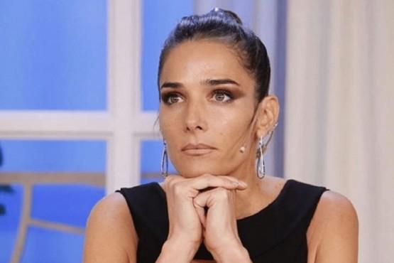 """La reacción de Juana Viale tras la aparición de Ámbar en """"La Noche de Mirtha"""""""