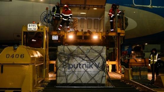 Argentina: Ya está de regreso el avión con las dosis de Sputnik V