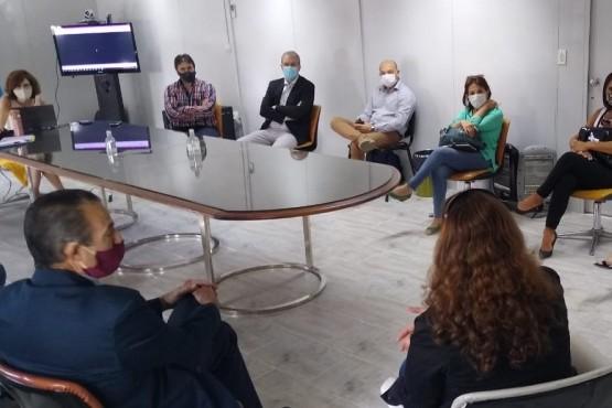 Salud se reunió con entidades formadoras del Valle para empezar a articular la Vacunación
