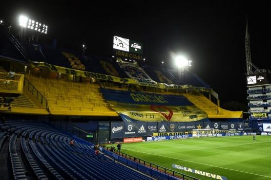 Boca tendrá ´aliento´ por altoparlantes en el duelo ante Racing