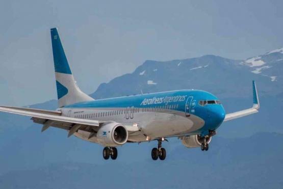 Autorizan vuelos en enero desde el aeropuerto de Ezeiza a Trelew, Comodoro y Esquel