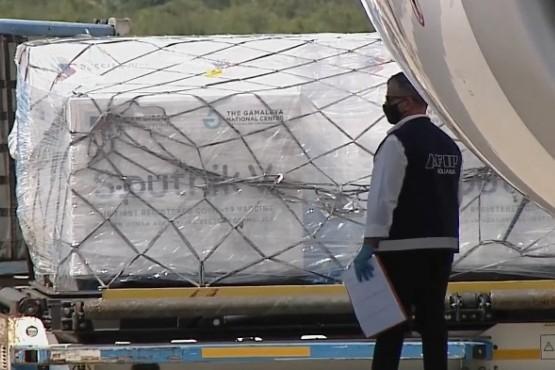 Cómo se distribuirán las primeras dosis de la Sputnik V en todo el país