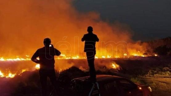 Incendios forestales: promulgaron la ley de Manejo del Fuego
