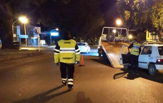 Noche Buena: 45 vehículos retirados de la vía pública por alcoholemias y narcolemias