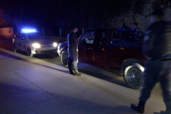 Tres autos secuestrados por falta de documentación