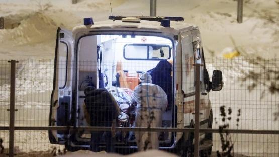 Rusia superó los 3 millones de casos de coronavirus