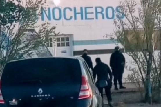 Foto Periódico Las Heras.