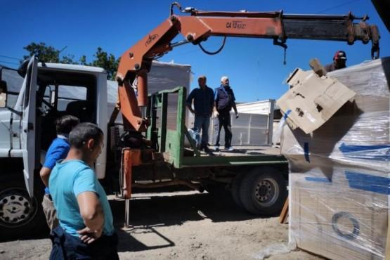 Chubut| El Gobierno adquirió 41 equipos de calefacción para escuelas de la Cordillera
