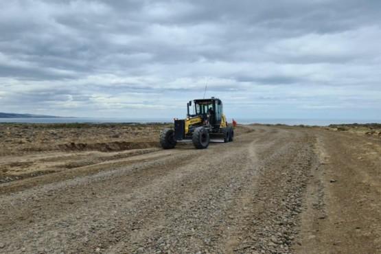 Chubut| Vialidad Provincial realiza trabajos en diversos sectores de las rutas provinciales