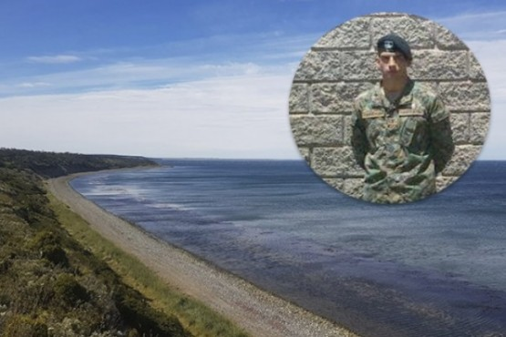 Subteniente del Ejército desapareció en las aguas del Estrecho de Magallanes tras volcar de su kayak