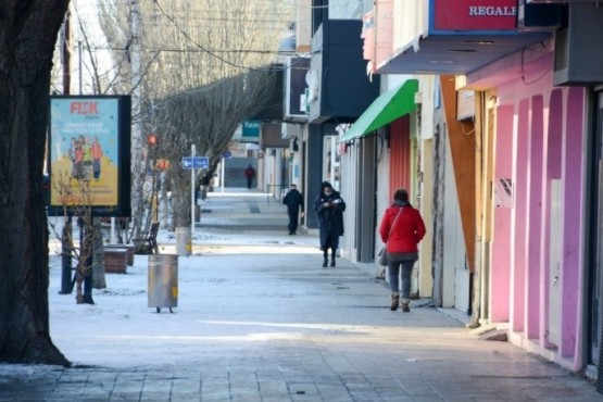 Santa Cruz, una de las provincias con más locales cerrados durante el año