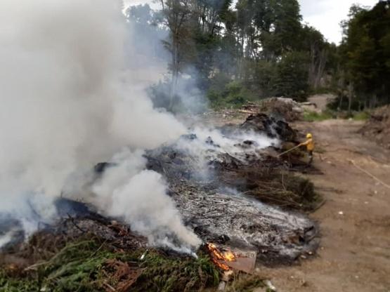 Lago Puelo| Restricciones por incendios forestales