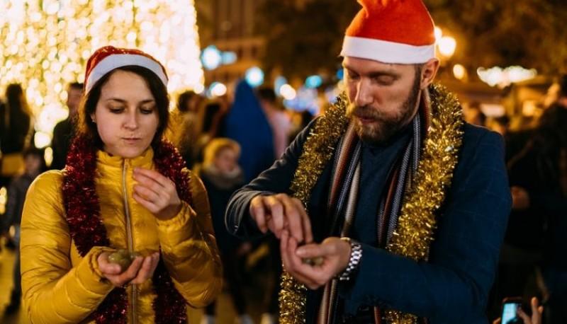 Las costumbres y tradiciones más extravagantes del mundo para despedir el año