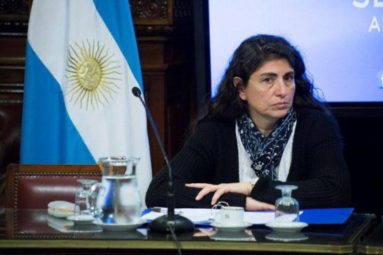 Senadora Ana María Ianni.