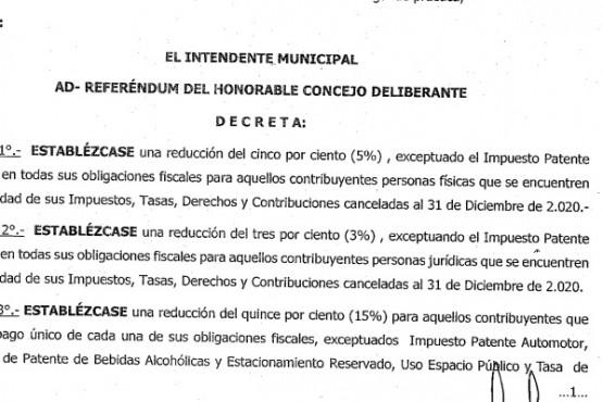 Río Gallegos: El sector comercial ya había rechazado el aumento de impuestos