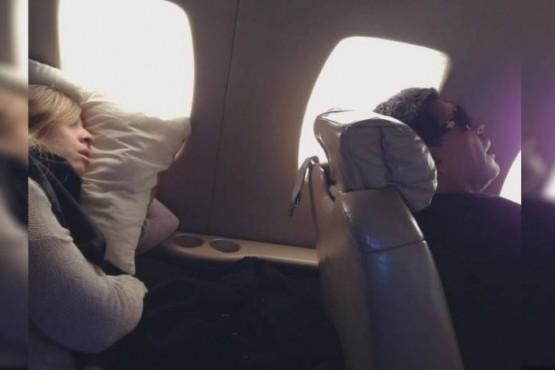 La foto de Diego Maradona y Dalma que generó una competencia con Gianinna