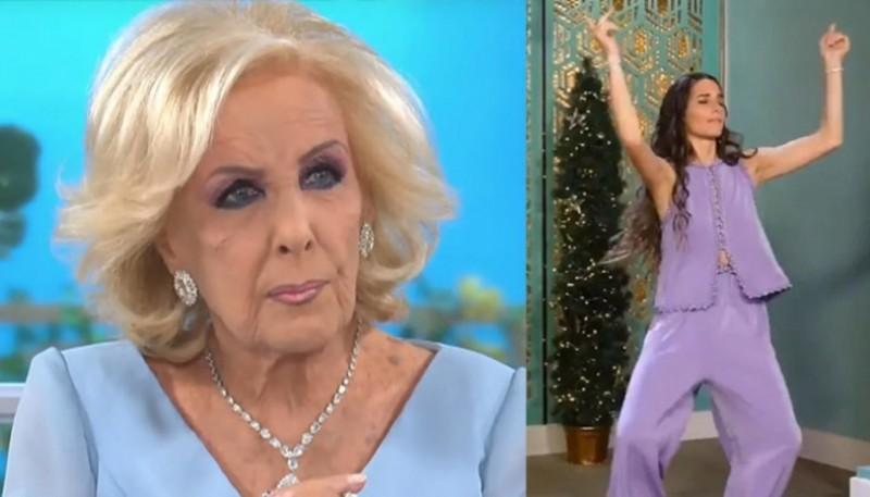 Mirtha Legrand opinó sobre a despedida de Juanita Viale