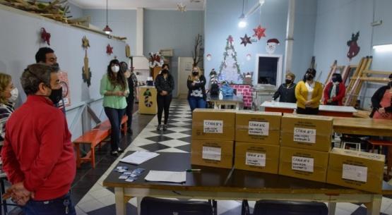 Río Gallegos| Municipio empieza a distribuir vitamina D