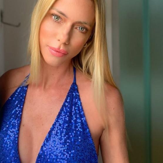 Nicole Neumann.