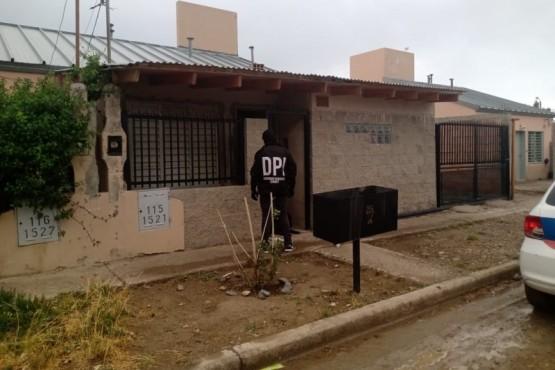 Comodoro Rivadavia| Allanamiento por tentativa de homicidio