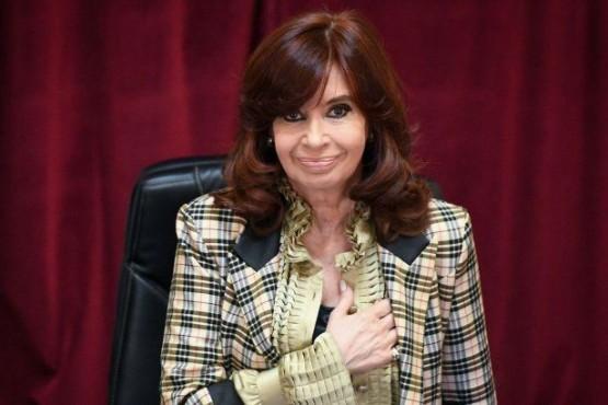 Cristina Fernández de Kirchner (Foto NA)