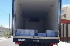 El Gobierno de Chubut donó más de 500 kilos de pescado en Puerto Madryn