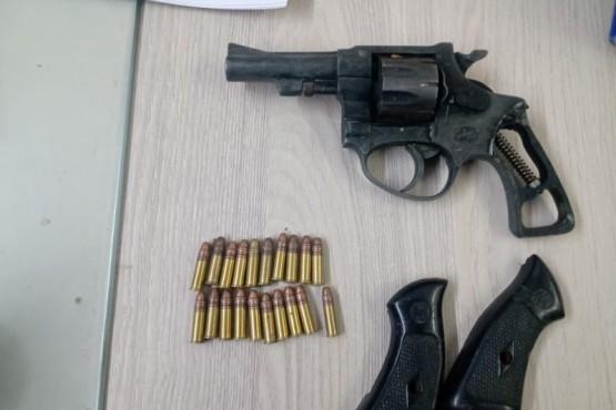 Comodoro| En allanamiento secuestraron un arma de fuego y municiones