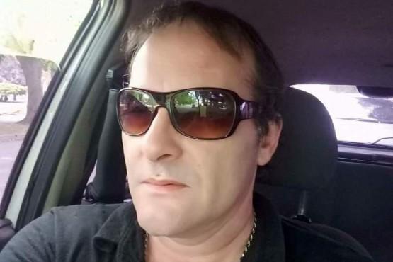 Él era Fabián Esponda, el remisero que recibió más de 40 puñaladas.