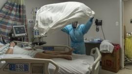 Estados Unidos supera los 20 millones de casos de coronavirus