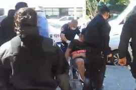Lincharon a un hombre por presunto abuso en el centro de Río Gallegos