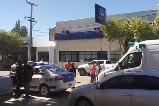 """Linchamiento en Río Gallegos: apareció temblando y le dijo """"me violó"""""""