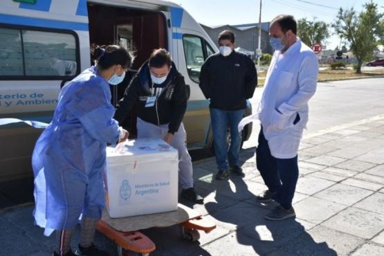 Santa Cruz  Empiezan a distribuir la vacuna en Zona Norte
