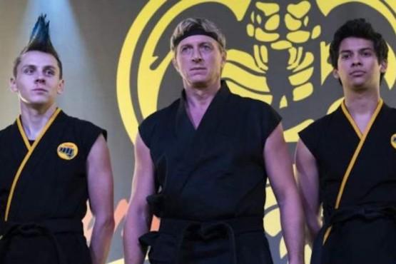 Cobra Kai: se estrenó la temporada 3