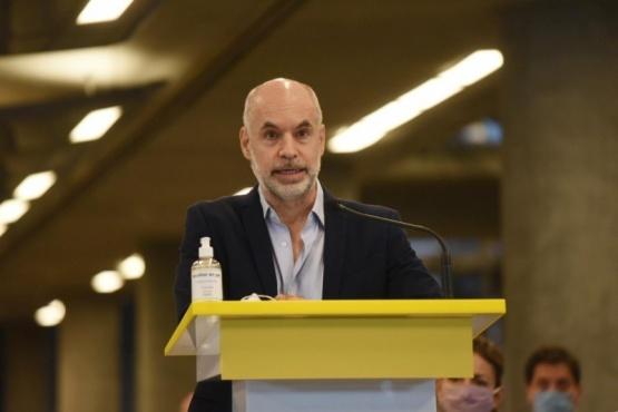 Horacio Rodríguez Larreta rechazó la reunión con el Gobierno por los fondos para la Policía