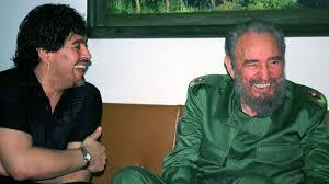 """El hijo de Fidel Castro llamó a Matías Morla por los """"objetos invaluables"""" de Diego Maradona en Cuba"""